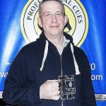 Evans is the man at T9B Dynamic Euro Tour Qualifier Event 1