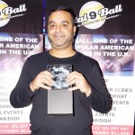 The Maharaja Scrapes to Victory at 10-Ball Scratch Series E1