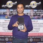 2/2 for Imran Majid in the 10-Ball Scratch Series