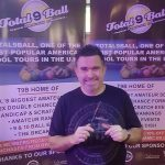Mark Parker Becomes T9B UK 10Ball Champion 2016