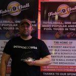Steve Della-ighted with E10 win!